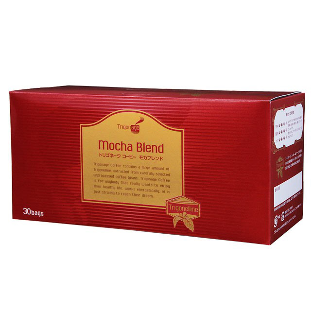 モカブレンド Trigonage Coffee Mocha Blend